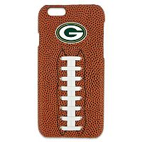 GameWear Green Bay Packers iPhone 6 Football Cell Phone Case