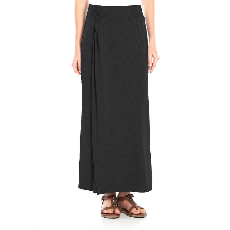 SONOMA Goods for Life™ Twist-Front Maxi Skirt - Women's