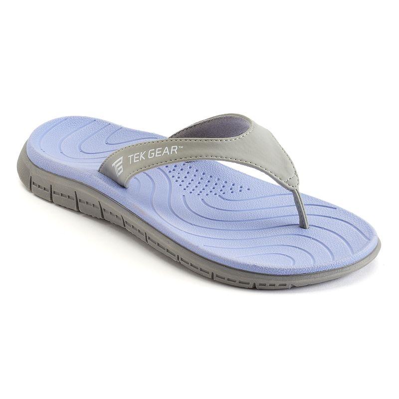 Tek Gear 174 Women S Active Thong Flip Flops