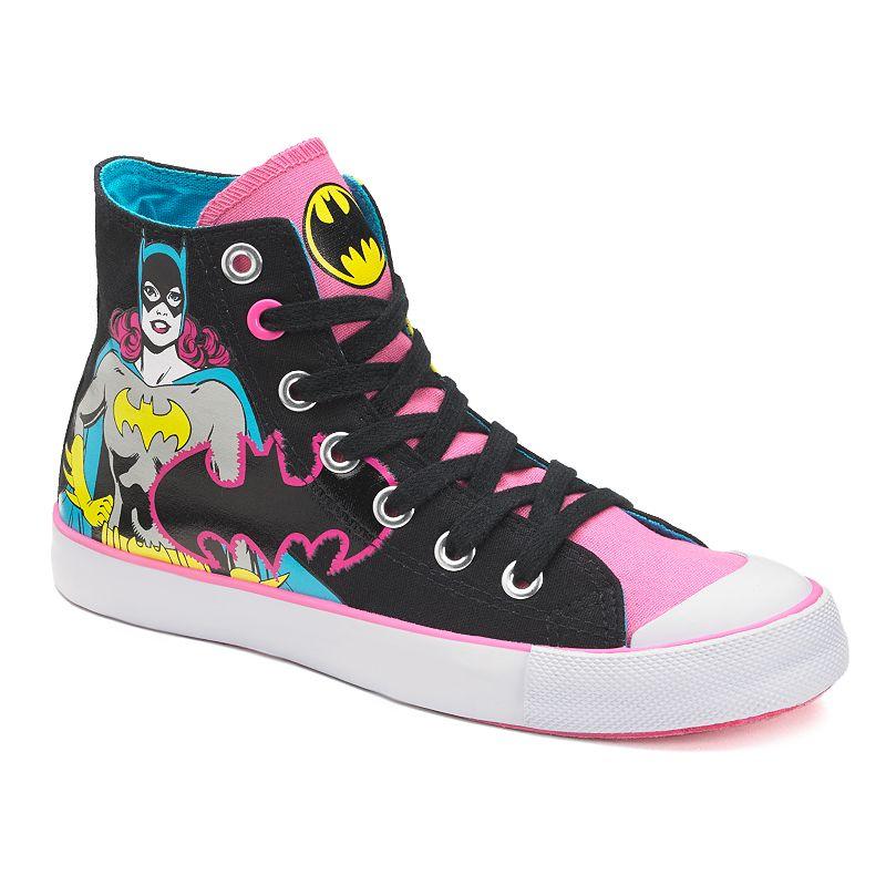 DC Comics Batgirl Women's High-Top Sneakers
