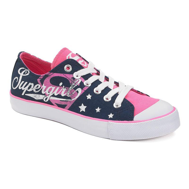 DC Comics Supergirl Women's Sneakers