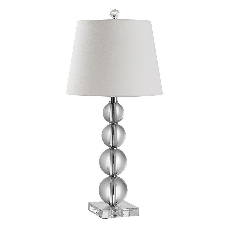 Safavieh Millie Crystal Ball Table Lamp