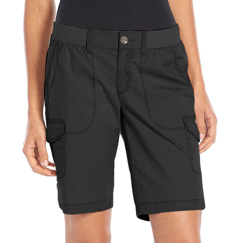 SONOMA Goods for Life™ Cargo Twill Bermuda Shorts - Women's