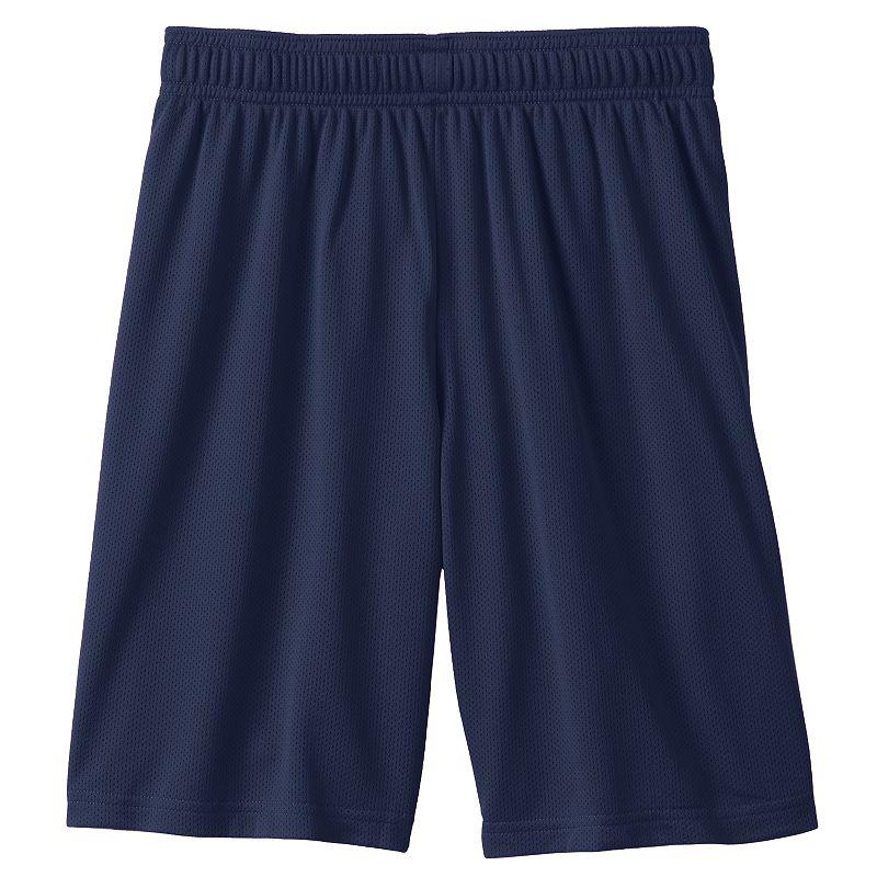 Boys 8-20 Husky Tek Gear® Micro-Mesh Shorts