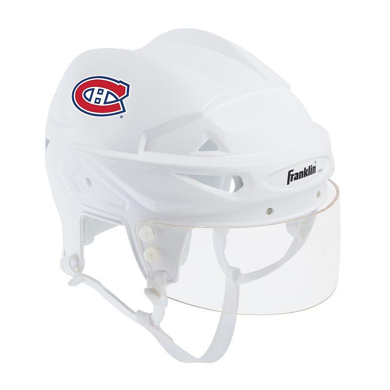 Franklin NHL Hockey Montreal Canadiens Mini Player Helmet