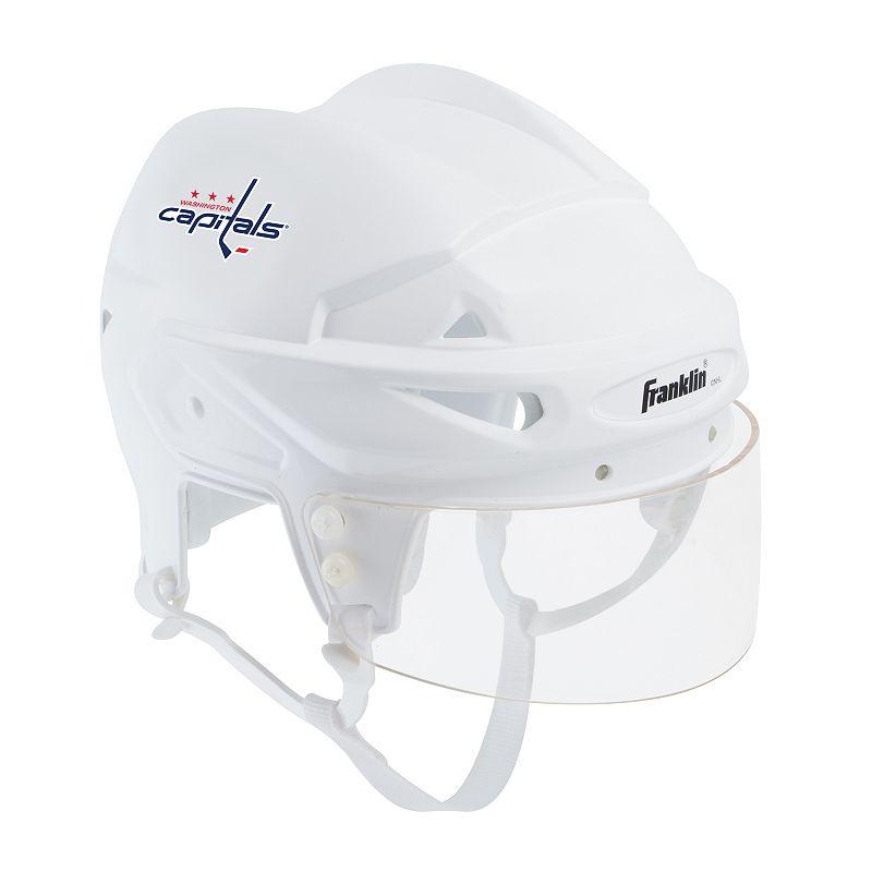 Franklin NHL Hockey Washington Capitals Mini Player Helmet