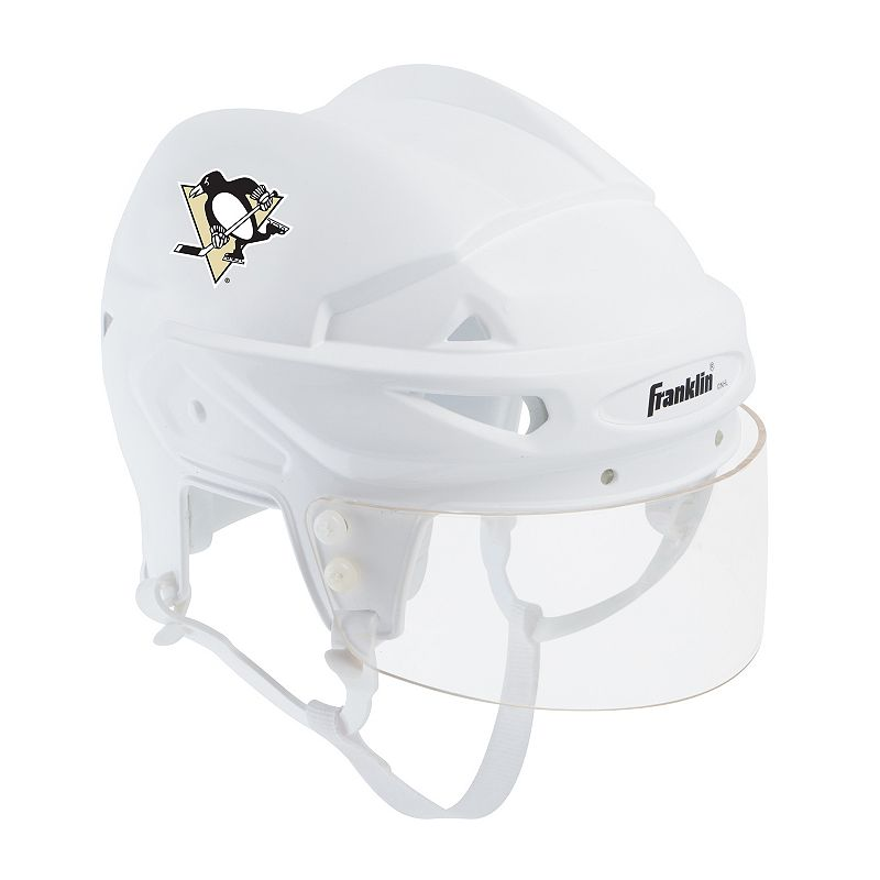 Franklin NHL Hockey Pittsburgh Penguins Mini Player Helmet