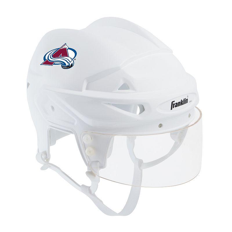 Franklin NHL Hockey Colorado Avalanche Mini Player Helmet