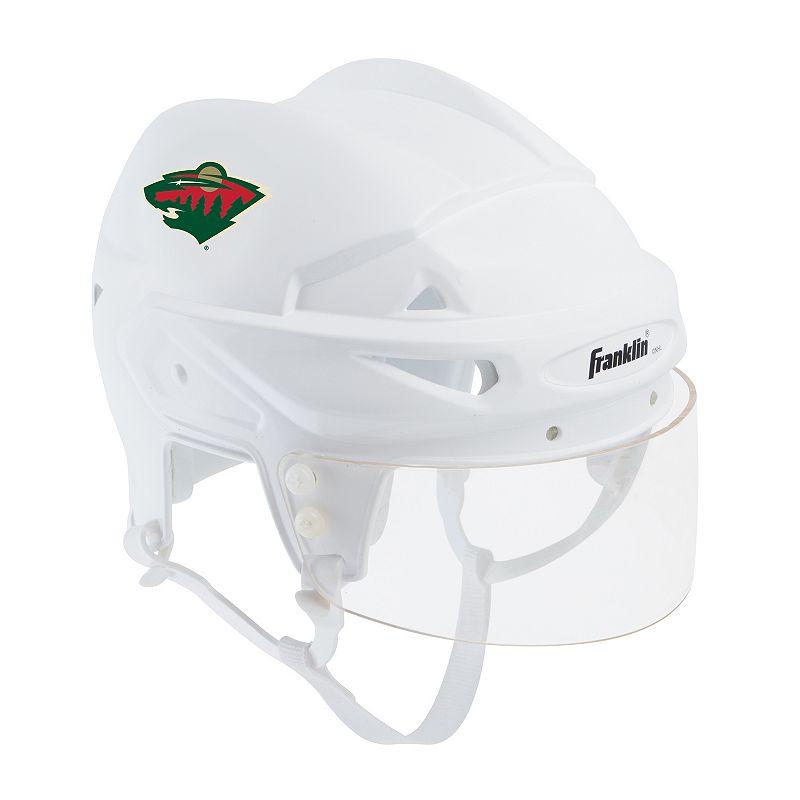 Franklin NHL Minnesota Wild Mini Player Helmet