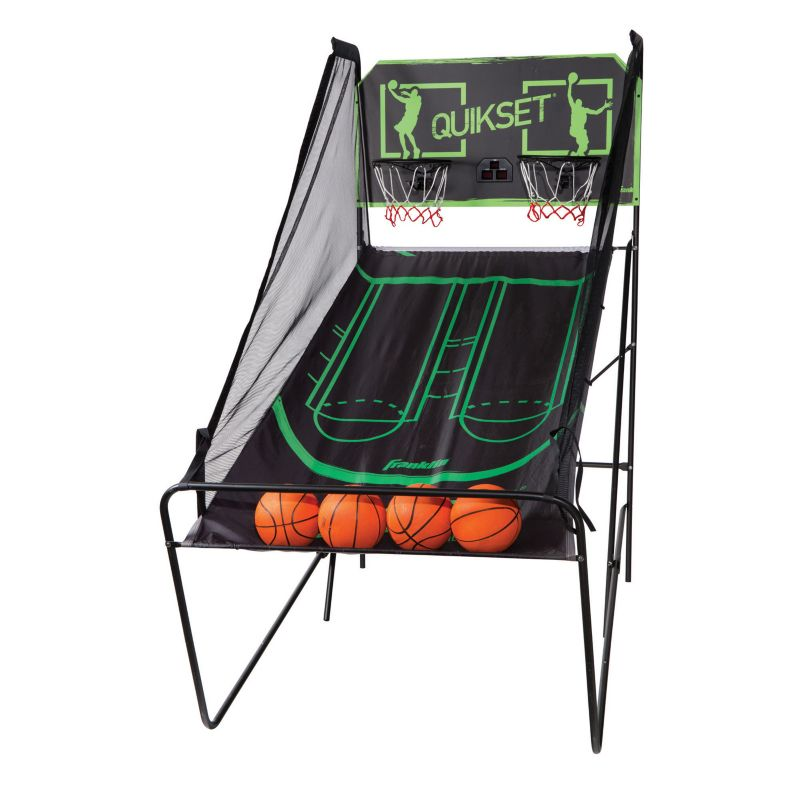 Franklin Quikset Basketball Arcade Game, Multicolor