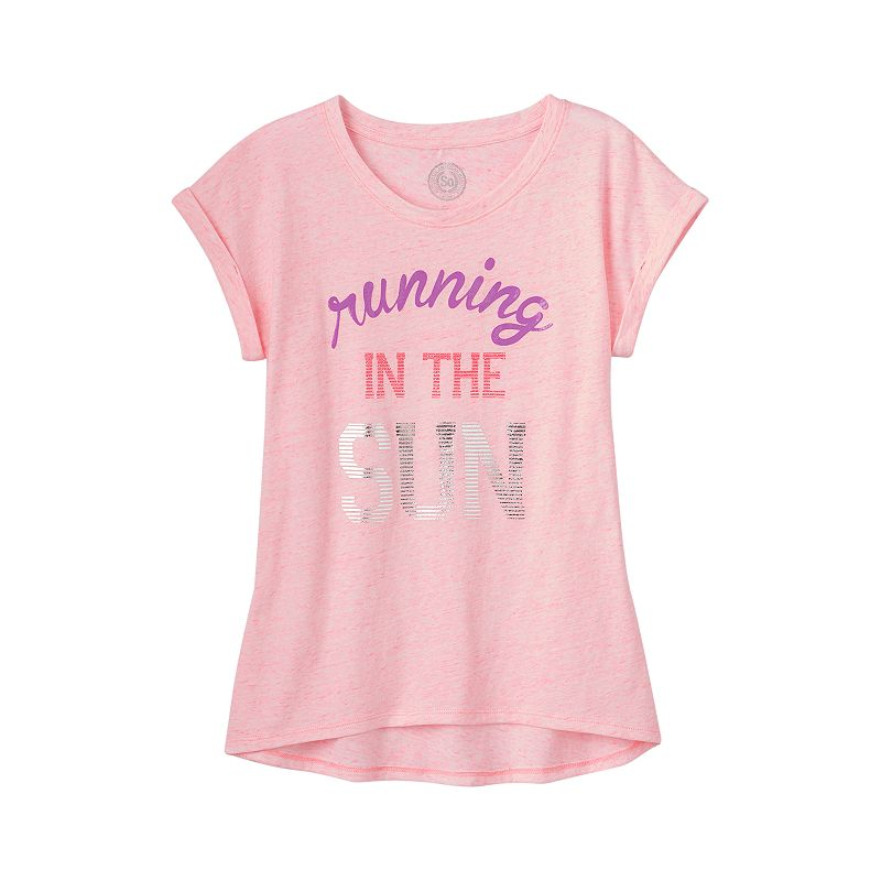 Girls 7-16 & Plus Size SO® Graphic Print T-Shirt