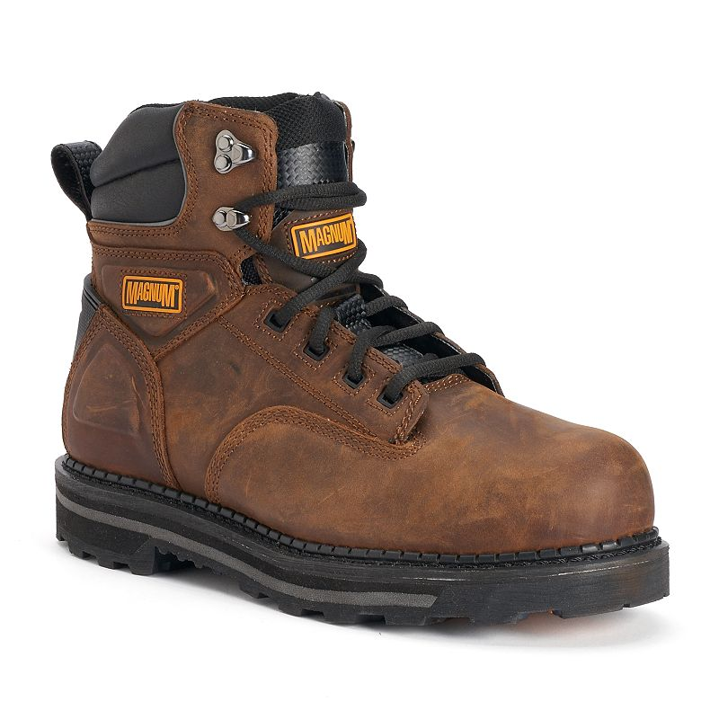 Magnum Fargo 6.0 Men's Steel-Toe Work Boots
