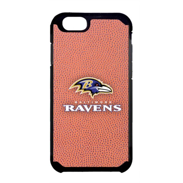 GameWear Baltimore Ravens Wordmark Classic Football iPhone 6 Cell Phone Case