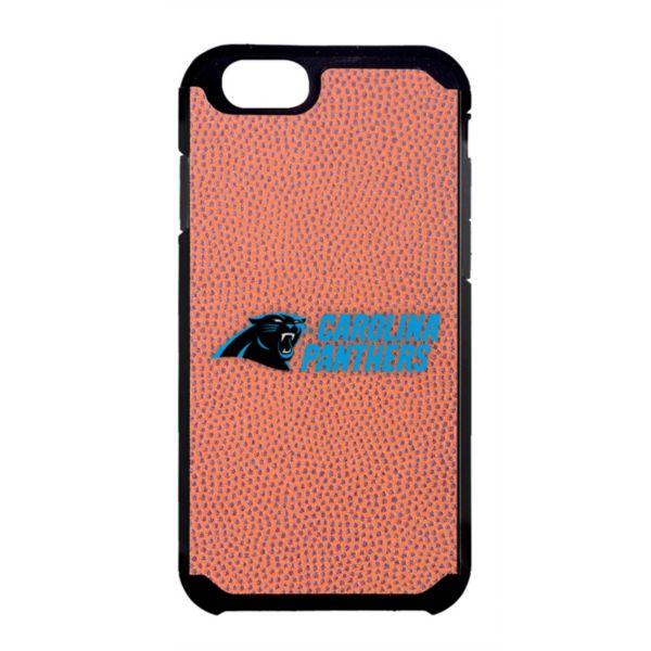 GameWear Carolina Panthers Wordmark Classic Football iPhone 6 Cell Phone Case