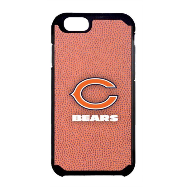 GameWear Chicago Bears Wordmark Classic Football iPhone 6 Cell Phone Case