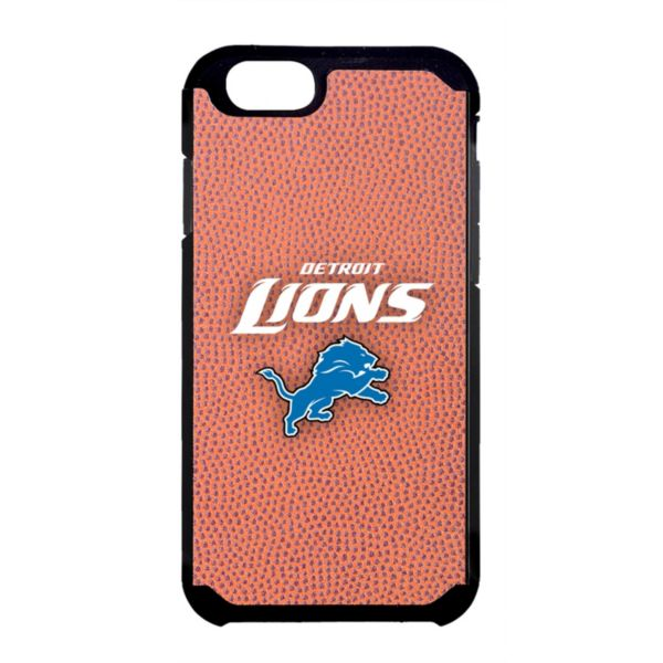 GameWear Detroit Lions Wordmark Classic Football iPhone 6 Cell Phone Case