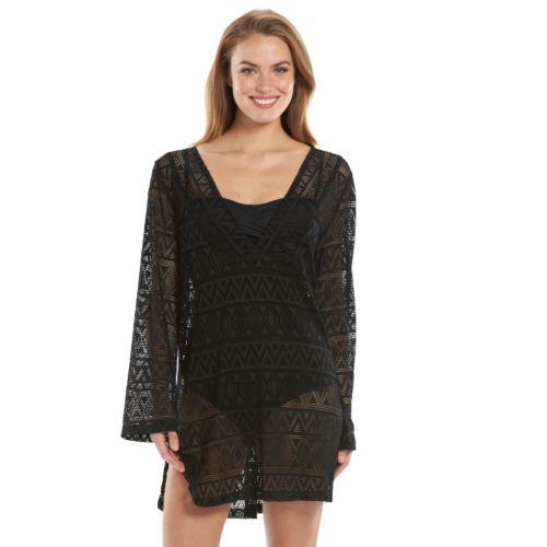 Women's Apt. 9® Crochet Cover-Up