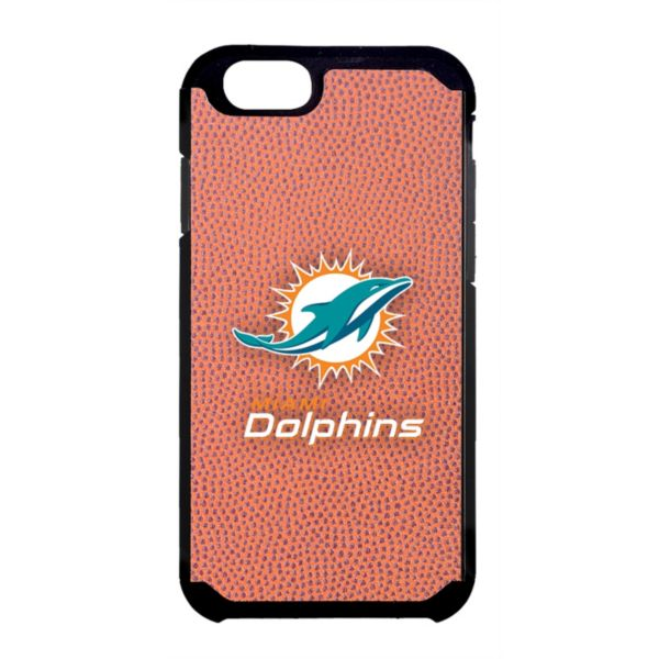 GameWear Miami Dolphins Wordmark Classic Football iPhone 6 Cell Phone Case