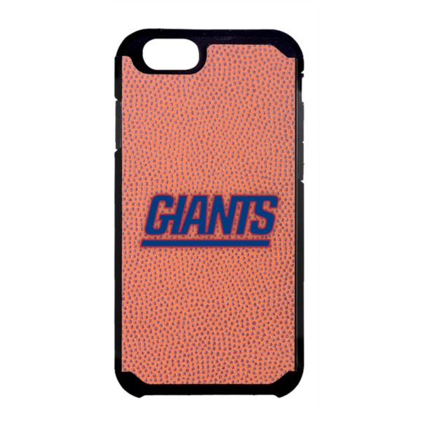 GameWear New York Giants Wordmark Classic Football iPhone 6 Cell Phone Case