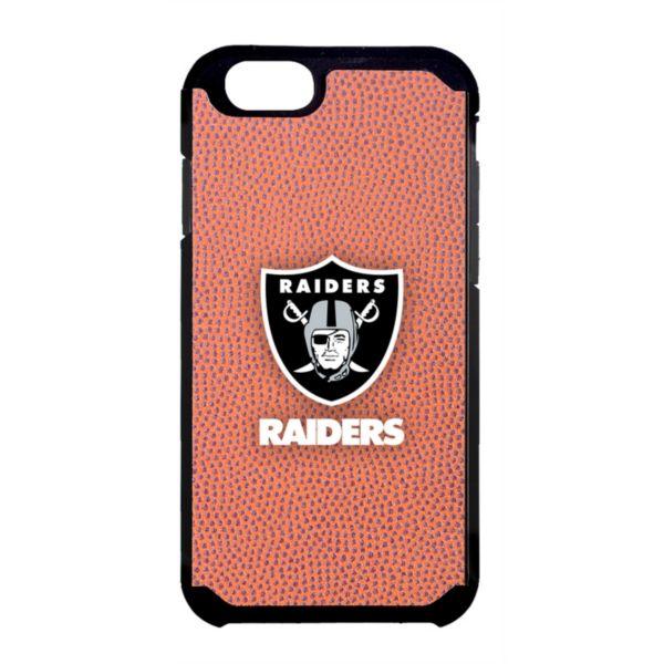 GameWear Oakland Raiders Wordmark Classic Football iPhone 6 Cell Phone Case