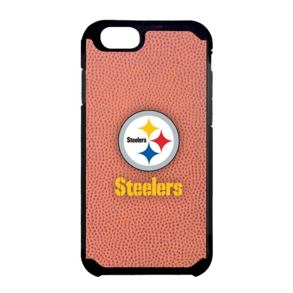 GameWear Pittsburgh Steelers Wordmark Classic Football iPhone 6 Cell Phone Case
