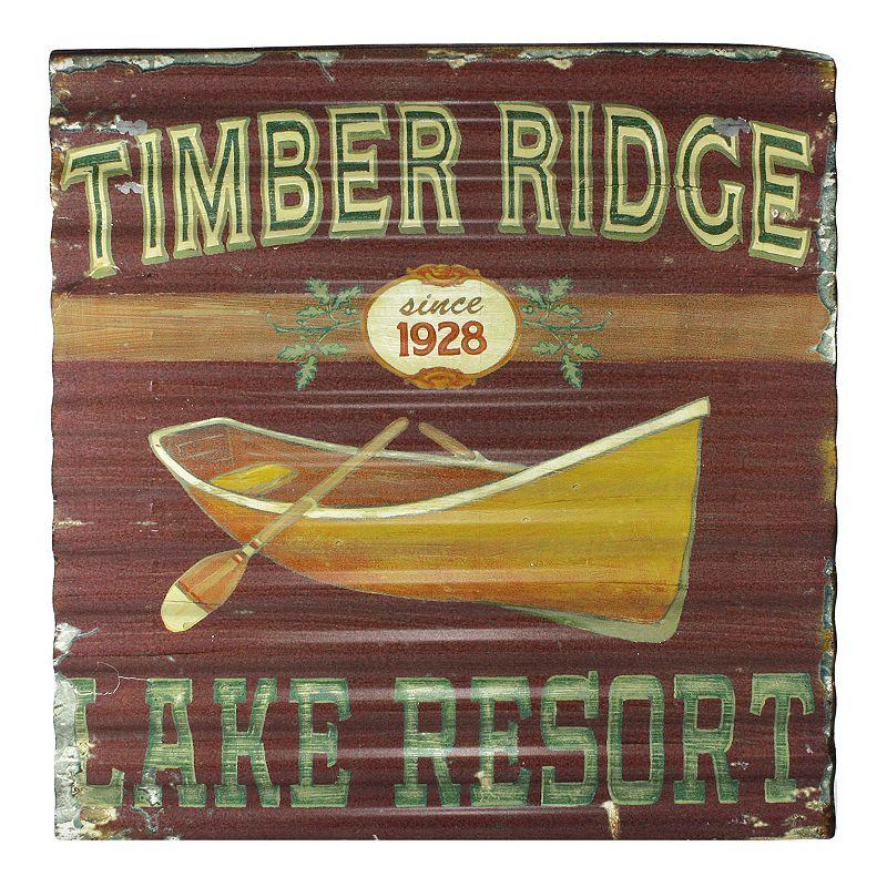 Fetco Kohler Timber Ridge Lake Resort Wall Decor