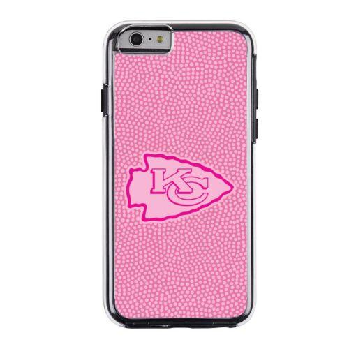 GameWear Kansas City Chiefs Pink iPhone 6 Cell Phone Case