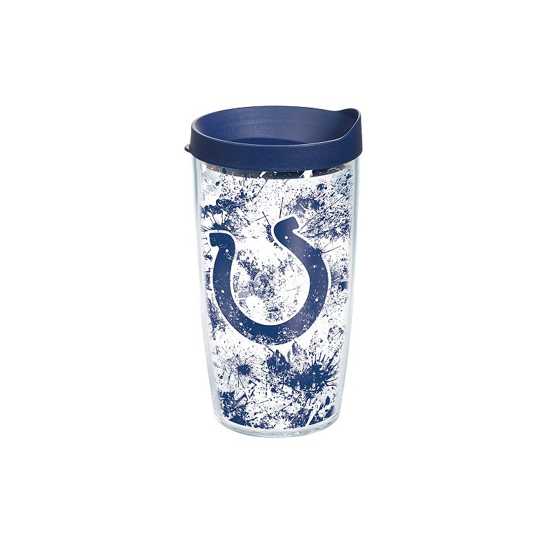 Tervis Indianapolis Colts Splatter Travel Tumbler