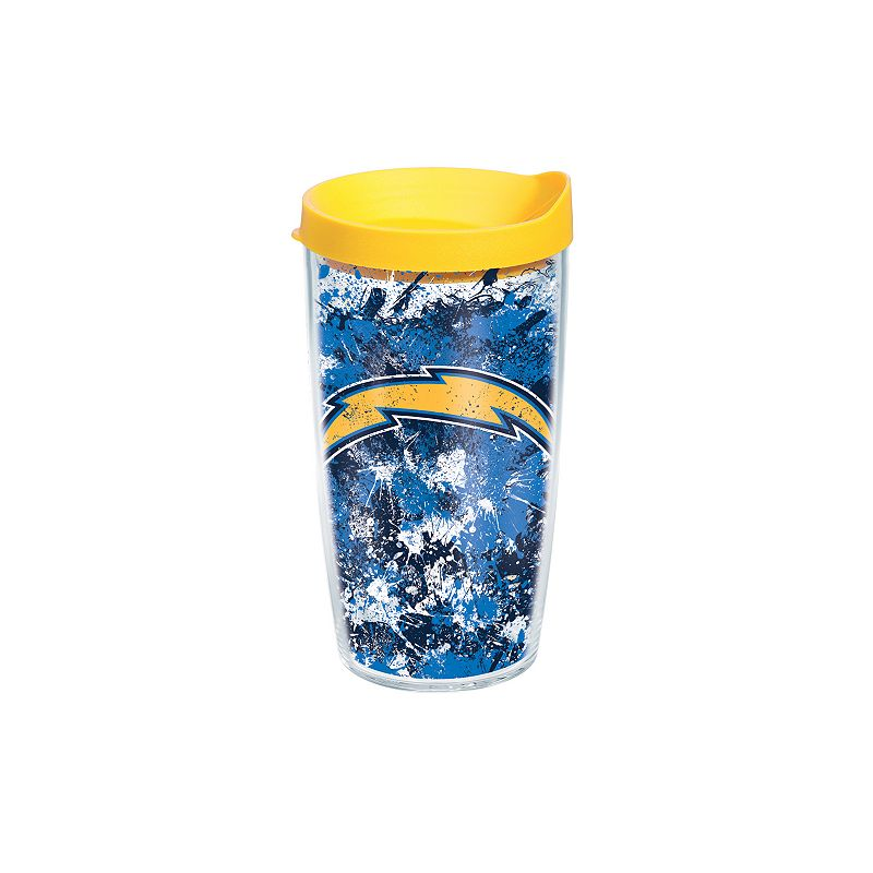 Tervis San Diego Chargers Splatter Travel Tumbler