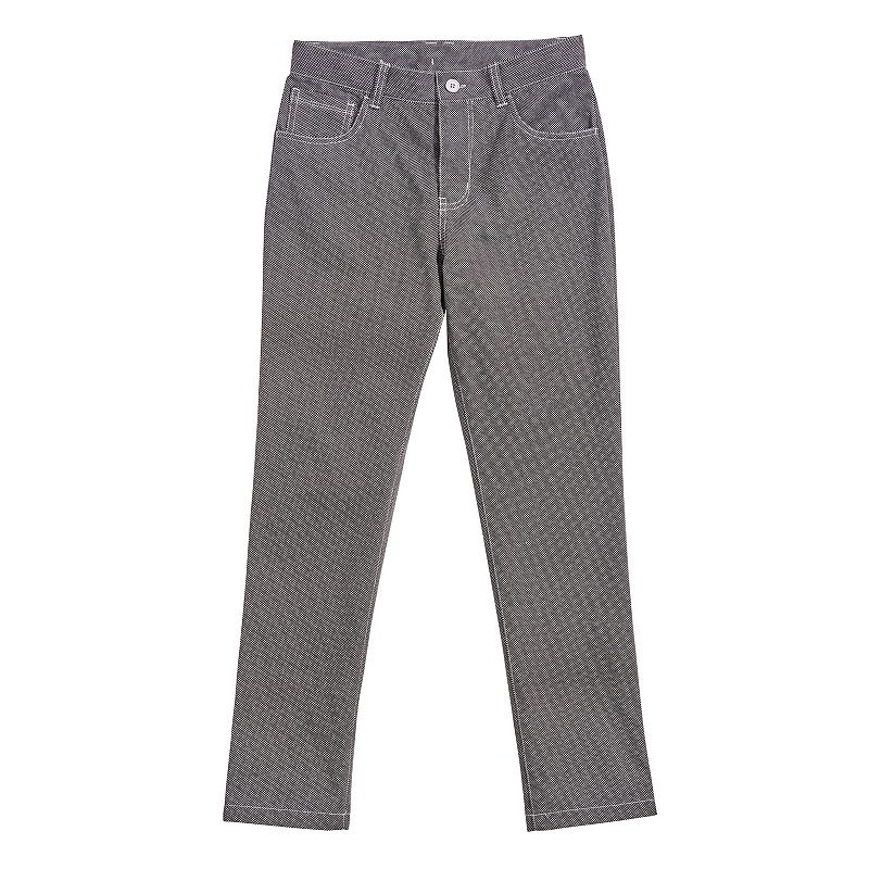 Boys 4-7 French Toast Slim-Fit Twill Pants