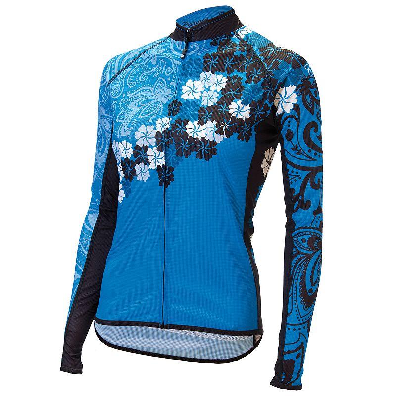 Women's Canari Gale Full-Zip Cycling Jersey