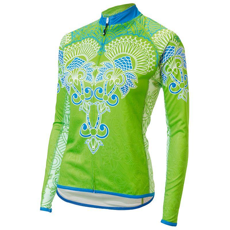 Women's Canari Juniper Full-Zip Cycling Jersey