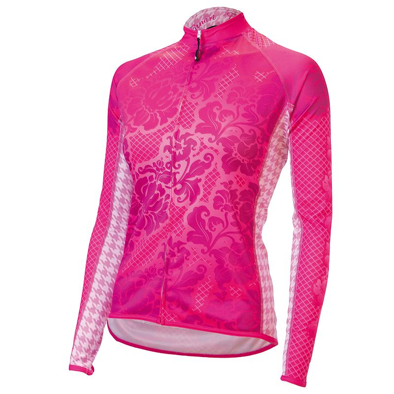Women's Canari Autumn Full-Zip Cycling Jersey