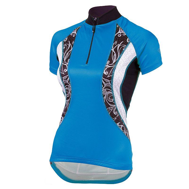 Women's Canari Catrina Quarter-Zip Cycling Jersey