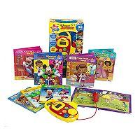 Disney's Sing With Me Disney Jr. Sing-Along Music Player & 8-Book Set