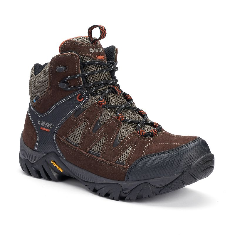 Hi-Tec Sonorous Mid Men's Waterproof Hiking Boots