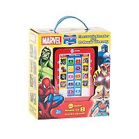 Marvel Electronic Me Reader & Books Set