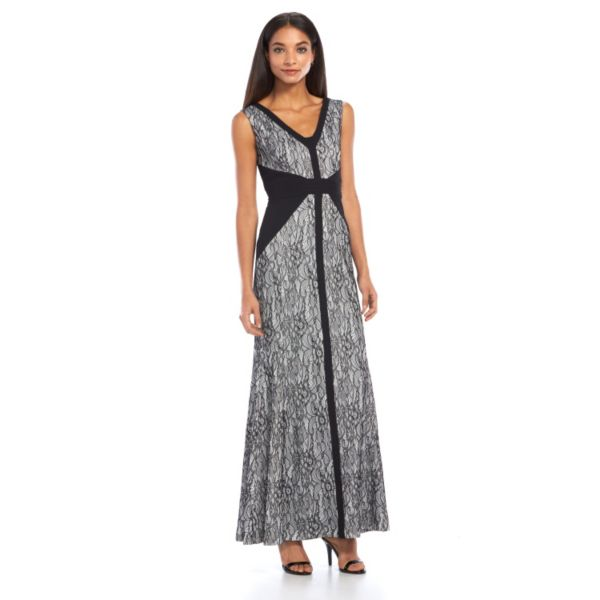Chaya Lace Evening Gown