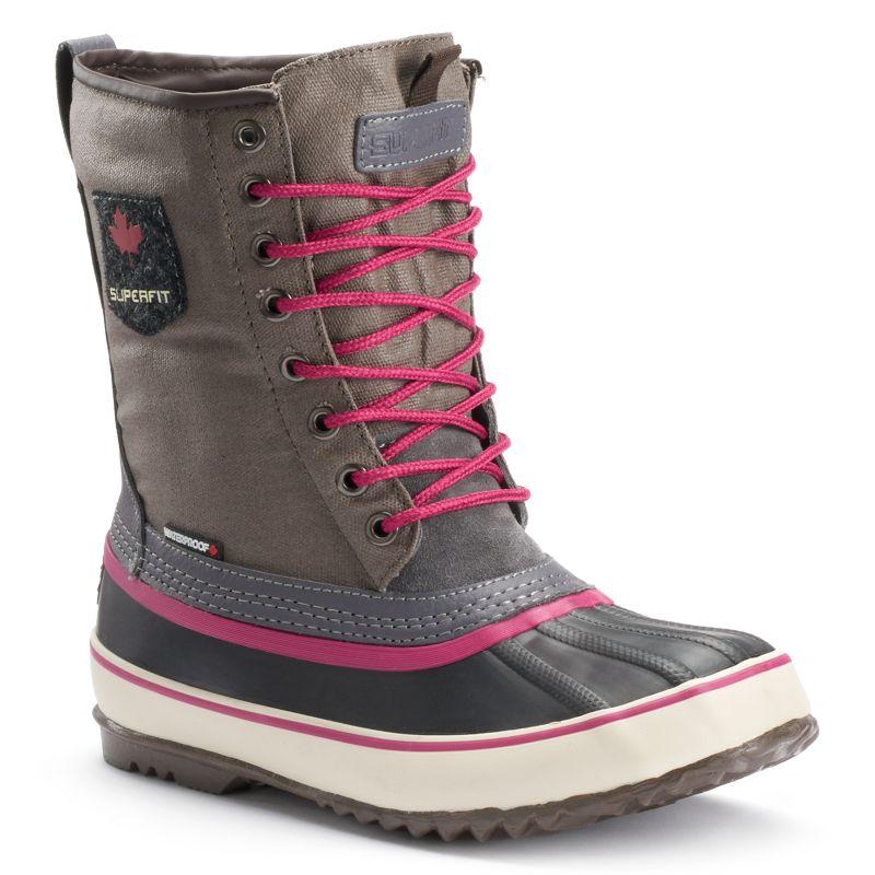 superfit jany s waterproof winter boots