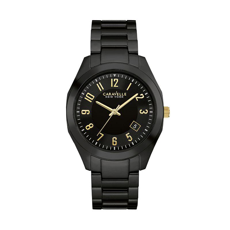 Caravelle New York by Bulova Women's Ceramic Watch - 45M109