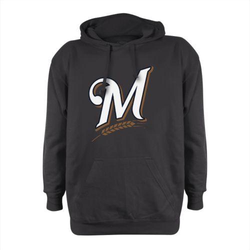 Men's Milwaukee Brewers Promo Fleece Hoodie