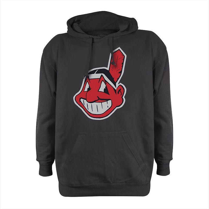 Men's Cleveland Indians Promo Fleece Hoodie