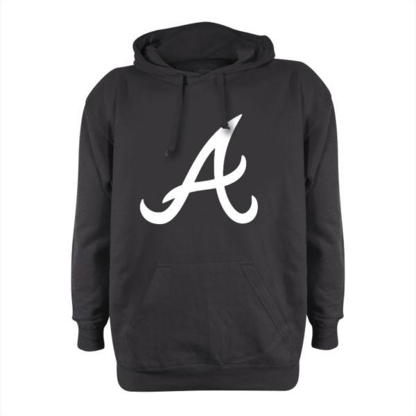 Men's Atlanta Braves Promo Fleece Hoodie
