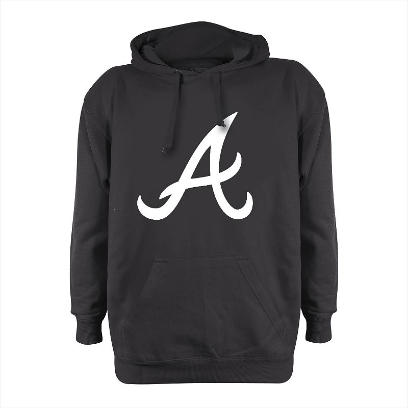 Men's Atlanta Braves Promo Fleece Hoodie
