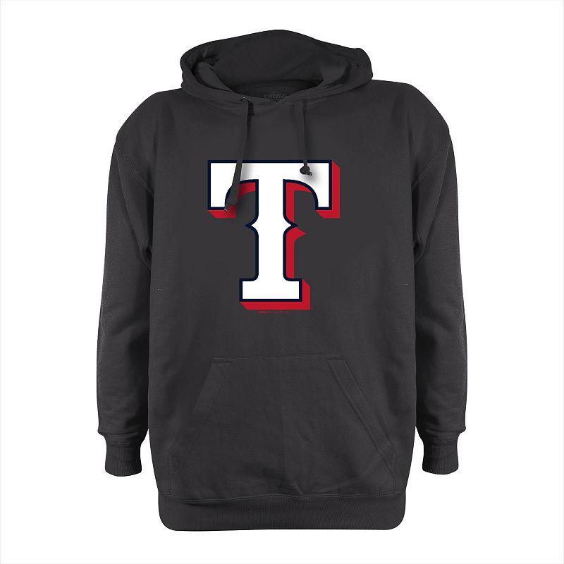 Men's Texas Rangers Promo Fleece Hoodie