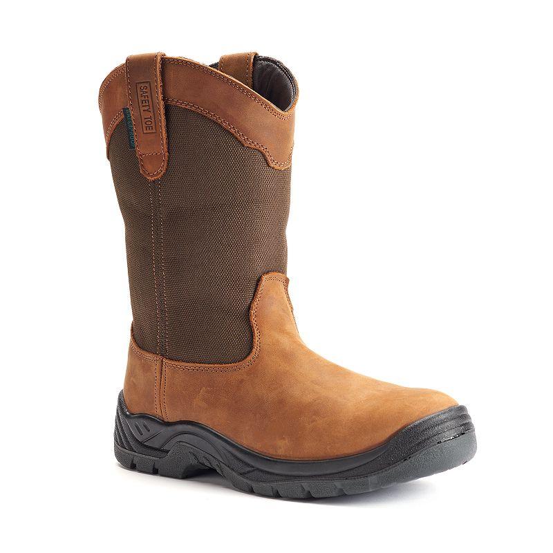 Itasca Python Men's Steel-Toe Waterproof Work Boots