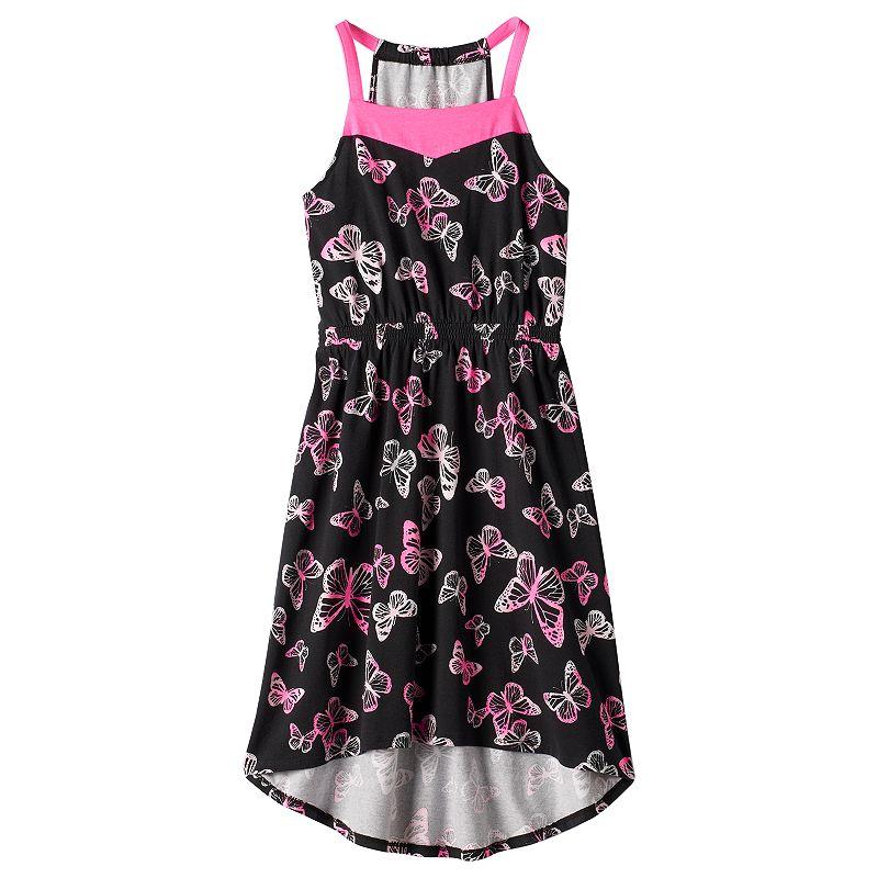 Girls 7-16 SO® High-Low Midi Dress