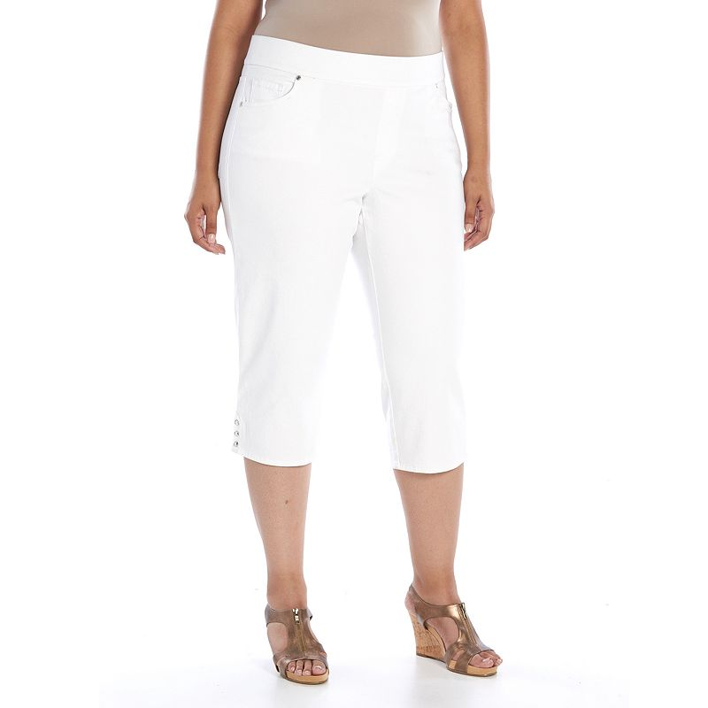 Spring Preview: Plus Size Capri Pants