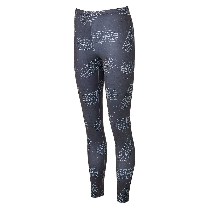 Juniors' Star Wars Galaxy Leggings