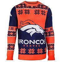 Boys 8-20 Denver Broncos Ugly Sweater